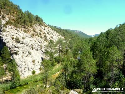 Hoz del Río Escabas - Serranía de Cuenca (Senderismo refrescante);viajes organizados a madrid excu